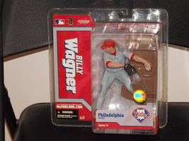 McFarlane MLB Philadelphia Phillies Billy Wagner Figure New In The Package - $14.99