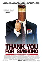 Thank You for Smoking Movie POSTER (2005) Dramedy - $6.22+