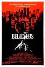 The Believers Movie POSTER (1987) Slasher/Thriller - $6.01+