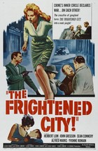 The Frightened City Movie POSTER (1961) Thriller/Crime - $6.98+