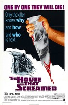 The House That Screamed Movie POSTER (1969) Thriller/Horror - $6.07+