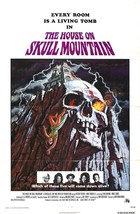 The House on Skull Mountain Movie POSTER (1974) Action/Horror - $6.07+