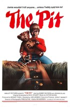 The Pit Movie POSTER (1981) Thriller/Mystery - $6.01+