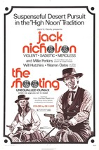 The Shooting Movie POSTER (1967) Indie/Drama - $6.07+