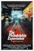 The Philadelphia Experiment Movie POSTER (1984) Fantasy/Thriller - $6.01+