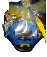 Batman Birthday Gift Basket for young boy for sale with free shipping - $89.99