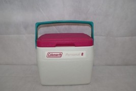 Vintage Coleman Personal 8 MultiColor 6.5 Quart Cooler Lunch Box 5272 - $27.68 & Coleman Cooler: 1 customer review and 55 listings Aboutintivar.Com