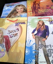 Hannah Montana Party Gift  Glossy bags Birthday Decoration Music Favors ... - $6.95