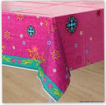 FROZEN Party TABLECOVER Birthday Decoration Princess Disney Elsa Girl Tablecloth - $8.86