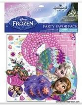 FROZEN Party Favor Pack Treats Birthday Decoration Princess Disney Elsa ... - $13.81