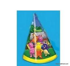 Backyardigans Party Supplies HATS Birthday Decoration Favors Pink 12 Pablo Uniqa - $8.86