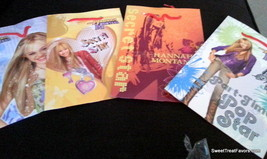 Hannah Montana Party Gift Birthday Decoration BAGS Favors x12 Loots Gift Music * - $11.83