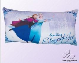 FROZEN Pillow Body Long Purple Gift  Bedding Accessories Elsa Anna Princess Bed - $62.32