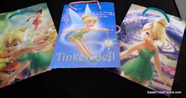 Tinkerbell Party Gift Birthday Decoration BAGS Favors x12 Loots Fairies Gift NEW - $16.78