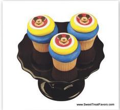 MICKEY MOUSE Boy CupCake Decoration Topper Sugar Birthday Cake Halloween... - $6.91