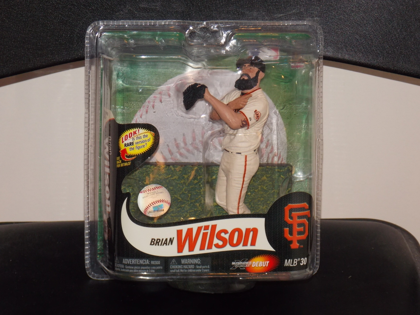 Primary image for McFarlane MLB San Francisco Giants Brian Wilson Figure New In The Package