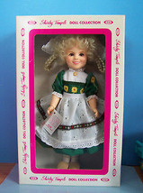 """Ideal Doll Collection 12"""" SHIRLEY TEMPLE as HEIDI NRFB  - $48.51"""