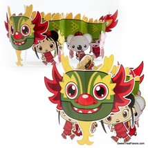 NI HAO KAI-LAN Party Supplies CENTERPIECE Favors Birthday Decoration Kai... - $8.86