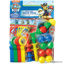 PAW PATROL Dog Favor Pack 48 Birthday Decoration Party Supplies Fillers ... - $15.79