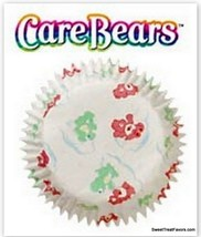 CARE BEARS CupCake Baking Decoration Party Cups LINERS Cake Birthday Sup... - $10.84