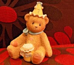 Cherished Teddies Birthday Seven is as Sweet as Honey Teddy Bear Hat - $9.69
