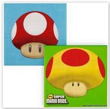 MARIO BROS NAPKINS Birthday Decoration Game Party Supplies Luigi Nintend... - $5.20