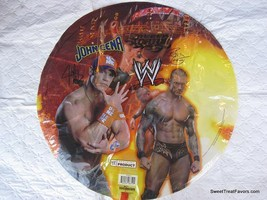 WWF Wrestling Party Supplies BALLOON Decoration Favors x2 Cena Undertake... - $8.86