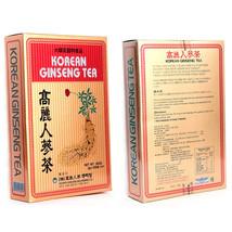 Korean Ginseng Extract Ginseng Root Tea 3g x 100bags Health Anti Stress Fatigue - $32.18