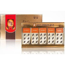 Korea red ginseng panex gold capsule 500mg x 120capsule immune Stamina Fatigue - $42.47