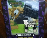 """Minecraft SHEAR-ABLE SHEEP 5"""" Action Figure (2015) Free Shipping"""