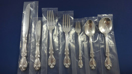 Melrose by Gorham Sterling Silver Flatware Set For 12 Service 86 Pieces - $5,250.00