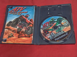 ATV Offroad Fury Sony PS2 2001 Video Game W/ Instructions FREE SHIPPING USA image 2