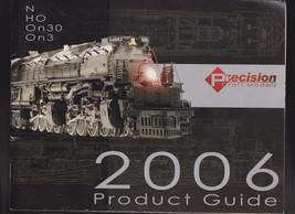 Precision Craft Models 2006 Product Guide Catalog Model Railroad Trains - $15.99