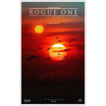 Rogue One Star Wars Movie Poster - $13.50