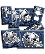 ☆ DALLAS COWBOYS FOOTBALL TEAM SYMBOL LIGHT SWI... - $8.99 - $19.79