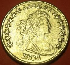Large Fantasy Issue United States 1804 Dollar~Free Shipping - $7.91
