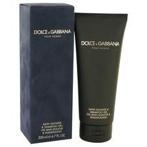 DOLCE & GABBANA by Dolce & Gabbana Shower Gel 6.8 oz - $34.95