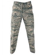 NEW TROUSERS Womens Utility Air Force Camouflage Pattern Sz 10S 8410-01-... - $19.99