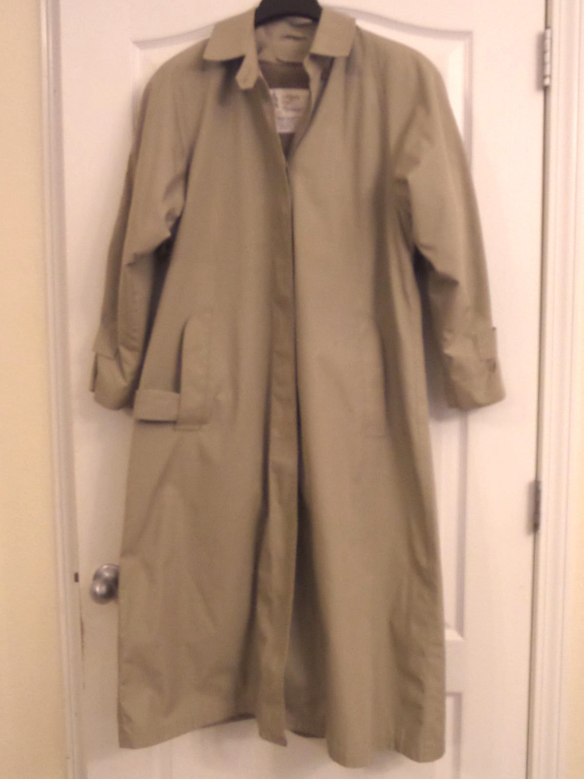 7ce081b26 Vintage Women's London Fog Maincoats Trench and 50 similar items