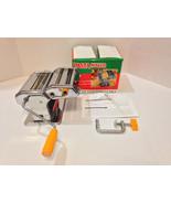 Le Gourmet Chef Deluxe Manual Pasta Machine SKU 007-11386 - *VERY VERY C... - $17.50