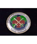 96th Surgical Operations Squadron Eglin AFB Florida Air Force Coin - $10.00