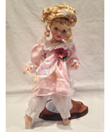 RARE GOLDENVALE PORCELAIN-13 IN.TALL-NUMBER 1/2000 - $12.50