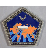 Department of The Air Force Cognita Conservare Pentagon Shaped Challenge... - $15.00