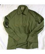 Military Issue Sleeping Shirt, Heat Retent Moisture Resist 8415-00-890-2... - $15.00