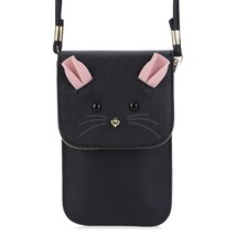 Mouse Shoulder Bag PU Leather Vertical Type Min... - $9.51 - $9.71