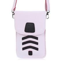 Lady Cute Cartoon Shoulder Diagonal Bag Mini Phone Pocket - $7.43