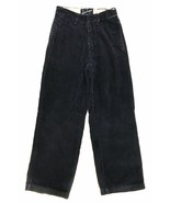 GAP KIDS AUTHENTIC Corduroy Pants Cords Navy Blue 8 Slim - $7.91