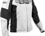 Speed & Strength Women's Radar Love Mesh Motorcycle Jacket White Black CE Armor