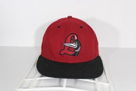 New Era Minor League Baseball Great Lake Loons Fitted Hat Cap Red Size 7... - ₹2,038.21 INR