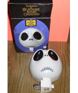 Nightmare Before Christmas Night Light rare - $35.00